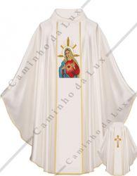 Casula 086 Sagrado Coração de Maria