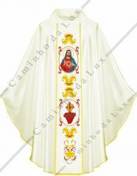 Casula md 123 Sagrado Coração