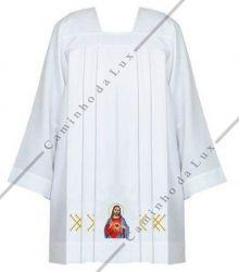 SOBREPELIZ 011 Sagrado Coração de Jesus