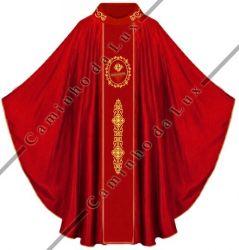 Casula Sagrado Coração md 151